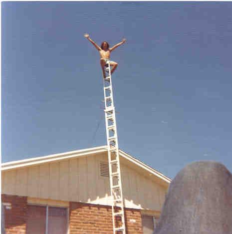 Amateur antenna toower