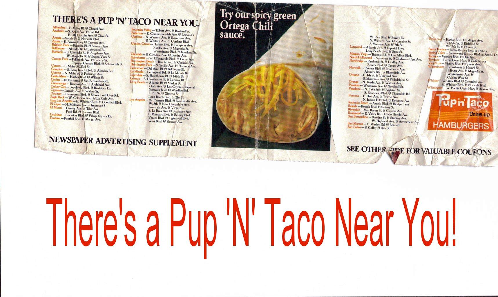 pup taco near google