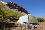 Kings Peak, Utah High Camp by Roger J. Wendell - 09-23-2011