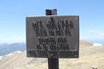 Roger J. Wendell self-portrait via radio control on Wheeler Peak, New Mexico, 13141 ft (4005 m) - 06-10-2011