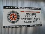 Darwin, Australia Motor Vehicle Enthusiasts Club at the Old Qantas Hangar - November, 2005