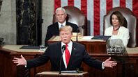 President Donald J. Trump State-of-the-Union 02-05-2019