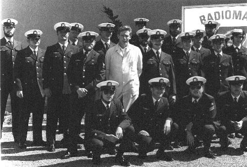 Coast Guard Radioman School Class 20-11-75