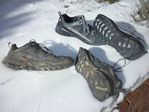 Vasque Trail Shoes - 01-02-2011