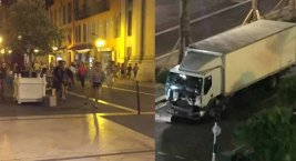 Nice, France Attacks - July 14, 2016