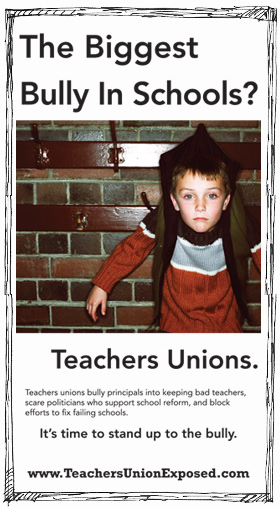 Teachers Unions Bully