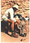 Roger J. Wendell Making Water at Hermit 1993