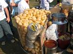 Food we encountered throughout India by Roger J. Wendell - November/December 2008