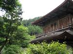 Japanese Building in a Forest - May, 2004