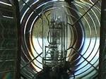 Grays Harbor Lighthouse Bulb Up Close
