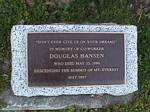 Doug Hansen Memorial Close-up