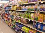 Grocery Store Pet Food Extravaganza