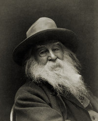 Walt Whitman Poetry Logo