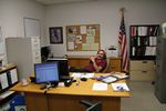 Maintenance Manager's Office, Grand Junction, CO by Roger J. Wendell - 05-23-2011