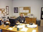 Maintenance Manager's Office, Grand Junction, CO by Roger J. Wendell - 01-08-2010