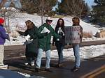 Parker Road Prairie Dog Protest - 12-05-1999