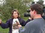 CDOT Prairie Dog Protest - May 19, 2001