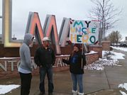 Robert LaVoy Finicum Rally at Alameda and Wadsworth, Lakewood, Colorado - 03-26-2016