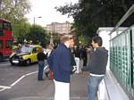 Brazil's Zeca Camargo at Abbey Road - 10-17-2006